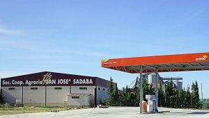 Gasolinera Carburante Cooperativa San José