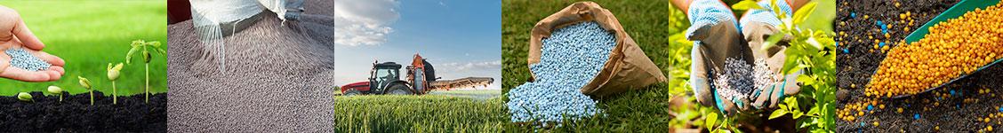 Suministros fertilizantes